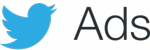 logo twitter advertising