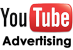 logo youtube advertising